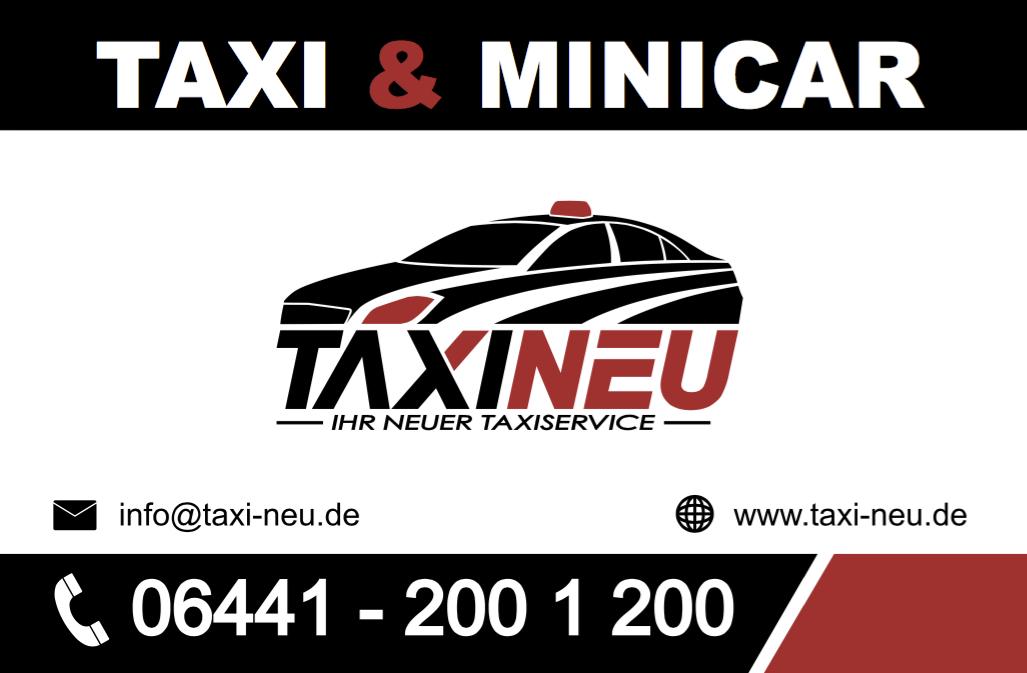 Taxi Neu